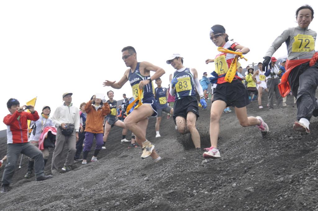 秩父宮記念第40回富士登山駅伝競走大会について