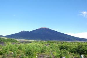 富士山御殿場口新五合目までの県道冬季封鎖解除です!